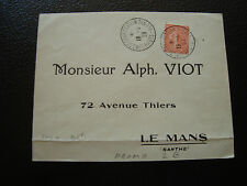 FRANCE - enveloppe 1929 (cy66) french