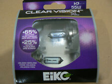 H7 55W Headlight Bulb-Clear Vision XL - Twin Pack Headlight Bulb Eiko H755CVXL2