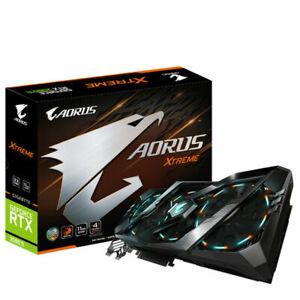 GIGABYTE NVIDIA AORUS GeForce RTX 1080 Ti XTREME 11GB GDDR5 Tarjeta Gráfica