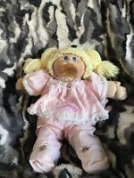 Original Cabbage Patch Kids Doll 1978, 1982 Vintage Doll. Has Original Clothes