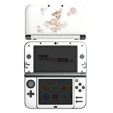 Nintendo New 3DS XL Folie Aufkleber Skin - Bambi cute