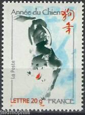 Y&T 3865 Année lunaire chinoise du chien de 2006 - NEUF **  LUXE