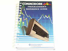 < PROGRAMMER'S REFERENCE GUIDE > COMMODORE 64 BOOK Buch C64 C 64 (Z2G099)