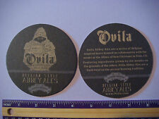 Beer Coaster ~ SIERRA NEVADA Ovila Collaboration with Monks Abbey; Vina, CALIF.