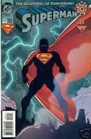 SUPERMAN #0 zero (1994) DC Comics  NM