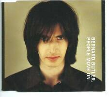 BERNARD BUTLER People  Move On FULL PLAY PROMO CD ALBUM SUEDE