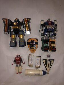 Lot Robot power rangers megazord Bandai