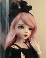 """24"""" 1/3 BJD Doll Fashion Dolls Ball Joint Girl + Changeable Eyes + Wig + Clothes"""