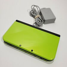 Nintendo New 3DS XL 4GB Lime Green Handheld System Limited Edition