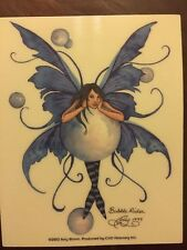"AMY BROWN FAIRY STICKER-12 4""x5"""