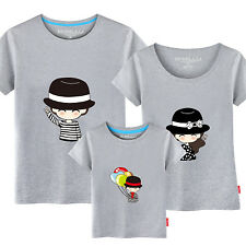 Family / Couple T-Shirts - Hat