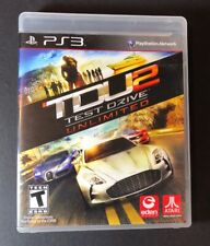 Test Drive Unlimited 2 [ TDU 2 ] (PS3) USED