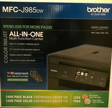 Brother MFC-J985DW Inkjet Printer BRAND NEW FACTORY SEALED