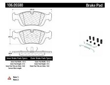Disc Brake Pad Set Front Centric 106.05580