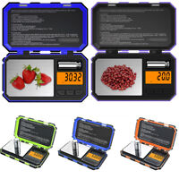 Portable Pocket 200g&0.01g LCD Digital Balance Kitchen Jewelry Scale Food Weight