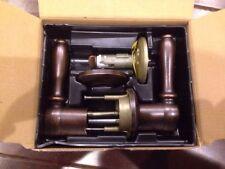 Kwikset Ashfield Entry Lever - 740ADL 501 (Rustic Bronze) Non-Smart-Key