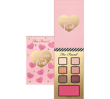 Authentic Too Faced Best Year Ever Full Face Palette in I Believe In Pink
