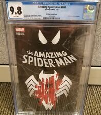 Amazing spiderman 800 Kirkham Unknown Comics Variant CGC 9.8 Get it signed!