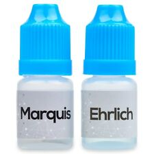 Elevation Chemicals: Marquis and Ehrlich Reagent Testing Kit Two 5ml Bottles