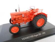 Tracteur VENDEUVRE SUPER DD de 1955