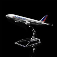 The New American Airlines Boeing 777 Alloy Metal Model Aircraft Child Birthday