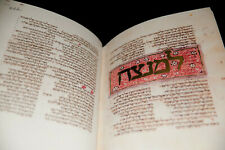 Biblia Hebrea / Hebrew Bible - Scriptorium