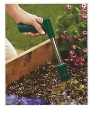 "Weed Grabber Puller Grass Weeding Pull Bending Lawn Gardening Garden 13"""