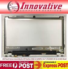 "LED Touch Screen Assembly for HP Pavilion X360 13-U050TU 13.3"" LP133WF2 SP L6 L4"