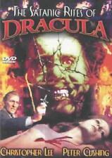 THE SATANIC RITES OF DRACULA NEW DVD