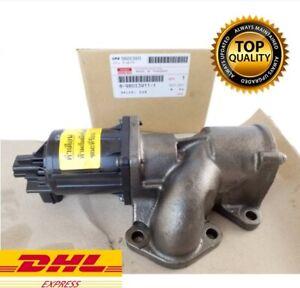 ISUZU D-MAX EGR VALVE ENGINE 4JJ1 3.0 PARTS 2007-12 PARTS NUMBER 8-98013911-1