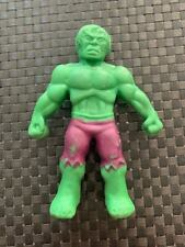 "Vintage 1978 Vics Novelty Incredible Hulk Loose Rubber 5"" Figure"