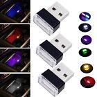 Mini USB LED Car Interior Night Light Strip Neon Atmosphere Tube Neon Lamps RD