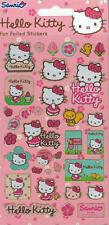 I progetti DI CARTA PICCOLE FOIL Riutilizzabile Hello Kitty Rosa FUN Adesivo