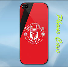 Manchester United Legend Red Devil MU014 Pictorial Case for iPhone & Samsung