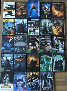 DVD Sammlung Guter Zustand 24 Filme