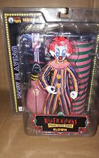 KILLER KLOWNS FROM OUTTA SPACE SOTA TOYS NOW PLAYING PRESENTS SERIES 2 KLOWN