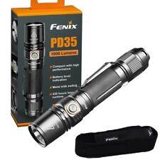 Fenix PD35 V2.0 2018 Edition Ultimate 1000 Lumen CREE LED Tactical Flashlight