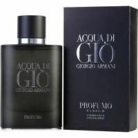 Giorgio Armani Acqua di Gio Profumo 2.5 oz Parfum Spray for Men NEW, SEALED