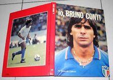 IO BRUNO CONTI - Bonechi 1984 I grandi del calcio raccontano Valcareggi Roma