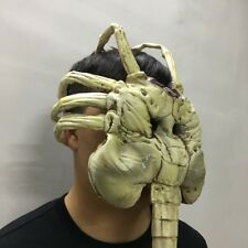 Halloween Alien Facehugger Mask Latex Figure Cosplay Props Adult Mask Helmet HOT