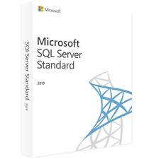 MICROSOFT SQL SERVER 2019 STANDARD - FATTURABILE