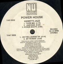 Power House - 2 - Nu Groove - Ng-030 - USA
