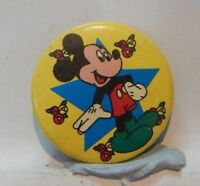 Vintage Disney Pin  Badge  Mickey Mouse 3cm's