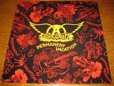 Aerosmith-permanent Vacation LP, Geffen GERMANY 1987, promobeilage, RAR, TOP, MINT!!!