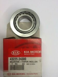 GENUINE KIA TAPER ROLLER BEARING 4322524300 VIN NUMBER REQUIRED FOR FITMENT