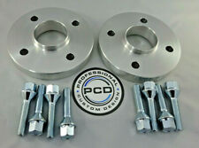 Vauxhall CORSA D Wheel Spacers 4x100 Hubcentric 20mm Wide 56.6CB inc 8 Bolts UK
