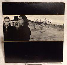 U2 Bono Signed Autographed Album B