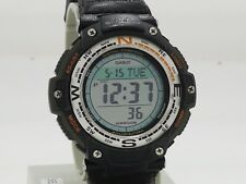 casio mens twin sensor military style 200m watch SGW100B-3V