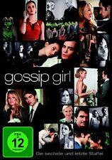 Gossip Girl - Season/Staffel 6 * NEU OVP * 3 DVD Box