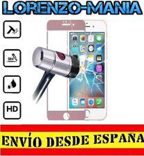 Protector Pantalla COMPLETO ROSA IPHONE 6 / 6S 4.7 Cristal Templado 9H vv
